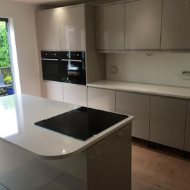 Kitchen Worktop Renovation
